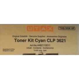 Toner Utax Kit Cyan CLP 3621
