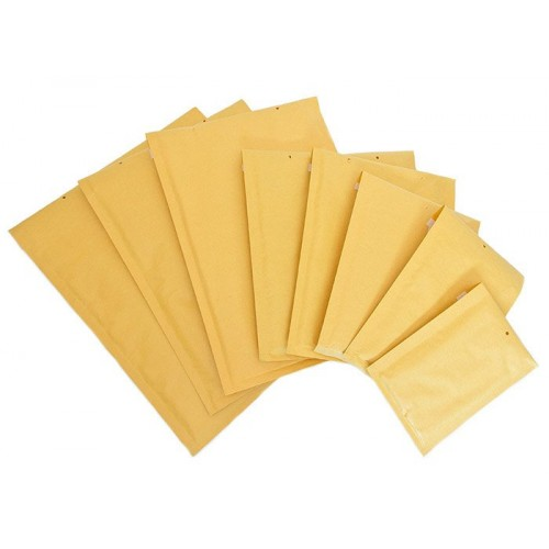 Kuverta s jastučićima br.2 - B, 120 x 215 mm - 10/1