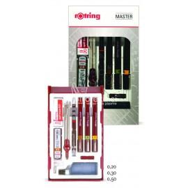 Grafična pisala 10/1 - Rotring Master