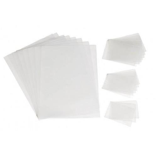 Folje za plastificiranje 54 x 86 mm, 175 mic