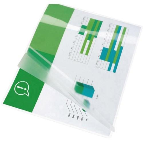 Folije za plastificiranje 125 mic A4, samoljepljive