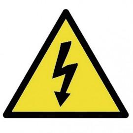 Naljepnica - opasnost od strujnog udara