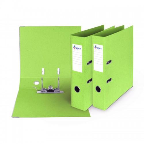 Registrator Forpus A4/70 Eko zelen, samostojeći