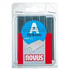 Punjenja za klamerice Novus Tip A, 53/8