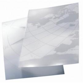 Folija za uvez s motivom Kompas - 0,35 mm
