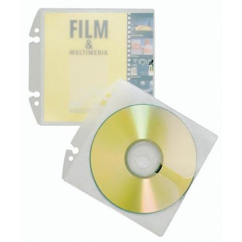 Uložne mape Easy za CD/DVD, 10/1
