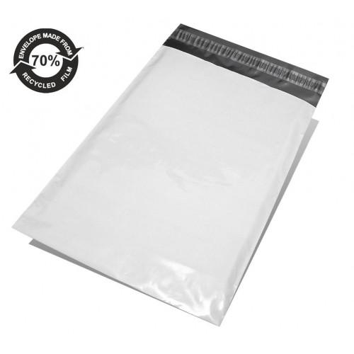 Vrećice za slanje tekstila - Dostavne vrećice FB03 240 x 350 + 50 mm, 100/1