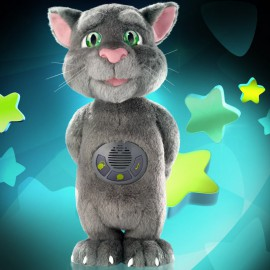 Govoreči maček Tom Superstar