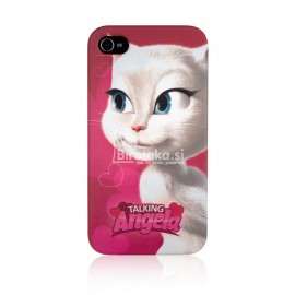 Etui za telefon IPhone 4 Angela's Pretty and Pink