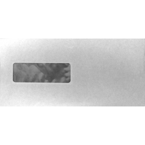 Kuverta A23, 11 x 22 cm, prozor lijevo, 1000/1