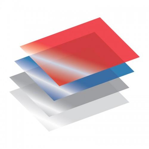 Folija za uvez Forpus A4, 240 mic prozirna