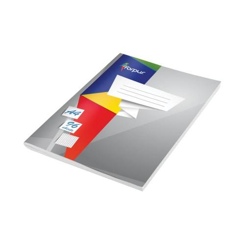 Bilježnica Forpus A4, sa crtama