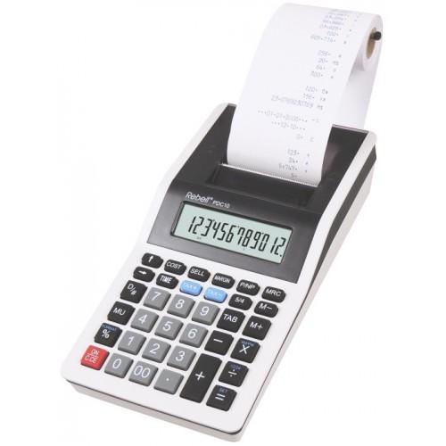 Kalkulator s trakom Rebell PDC 10