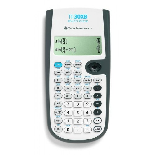 Tehnički kalkulator Texas TI-30XB MultiView