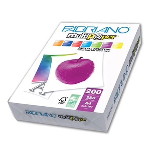 Fotokopirni papir Fabriano A4 - 200 gm