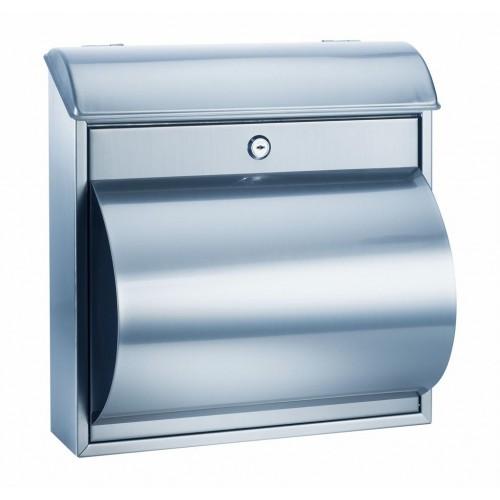 Poštanski sandučić Alco 8605, nehrđajući čelik