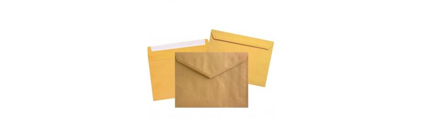 Smeđe kuverte